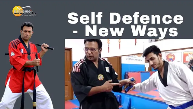 Self Defence Techniques by B S Handa- Extreme Martial Arts Chandigarh